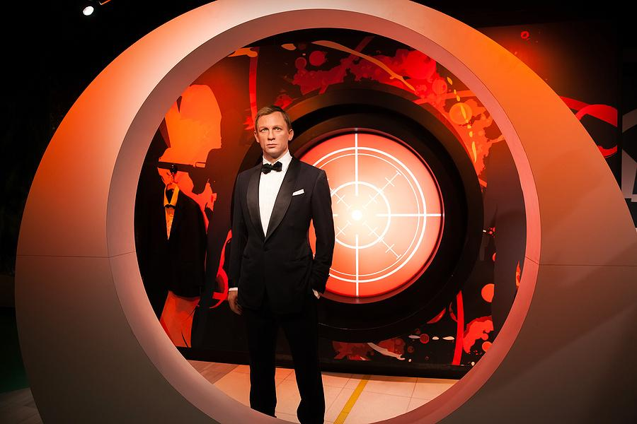 Jeff Bezos and James Bond together on the same project?