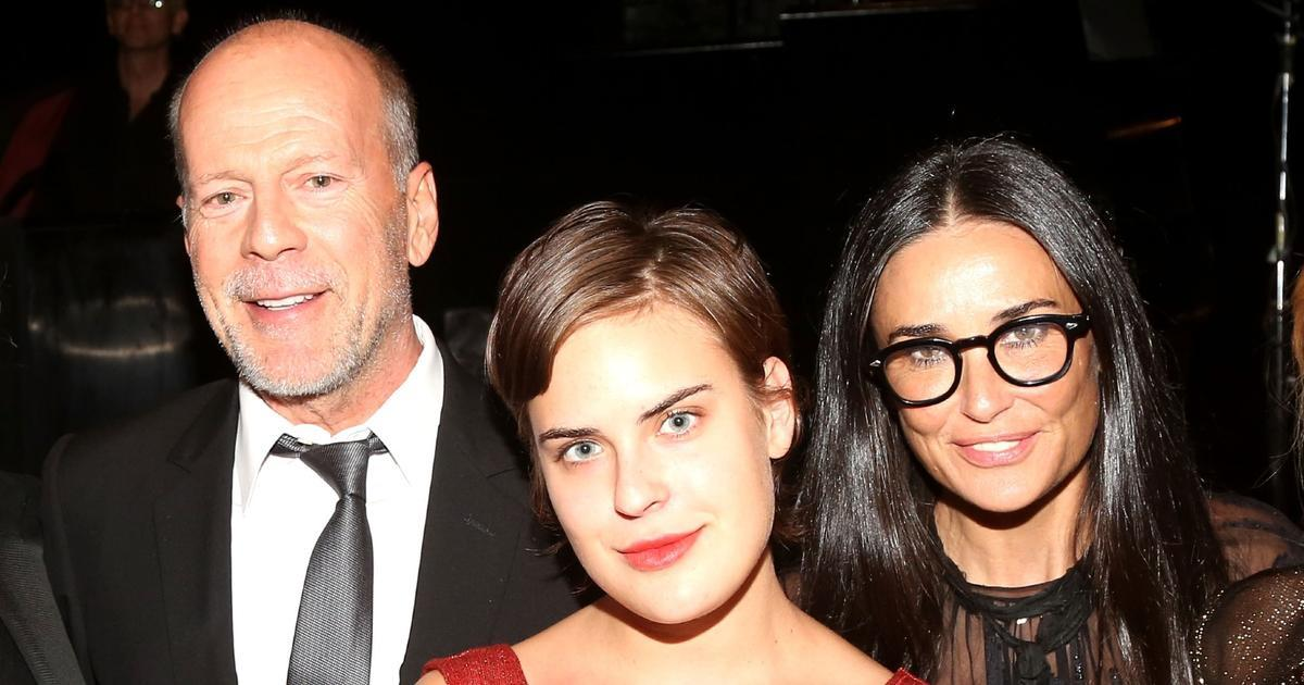 Bruce Willis and Demi Moore's daughter revealed her physical insecurities