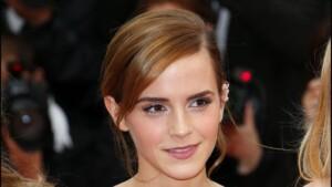 SECRETS OF STARS. Emma Watson's advice for radiant skin