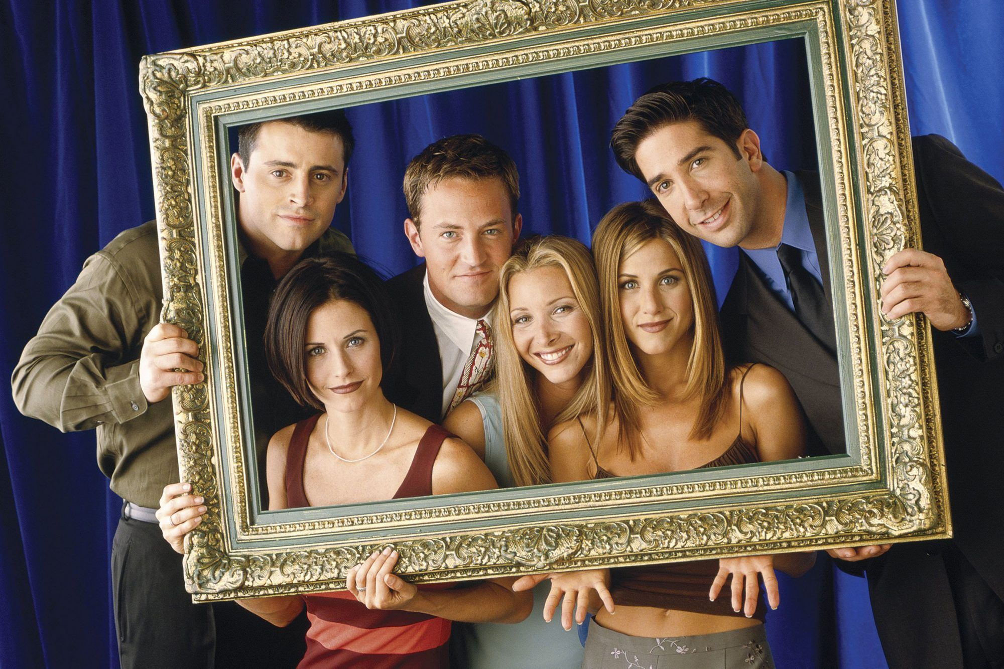 'Friends: The Reunion', we can finally see the trailer of the reunion of the protagonists of the famous sitcom