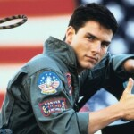 """Tom Cruise made """"Top Gun"""" after flying with the Blue Angels of the US Navy"""