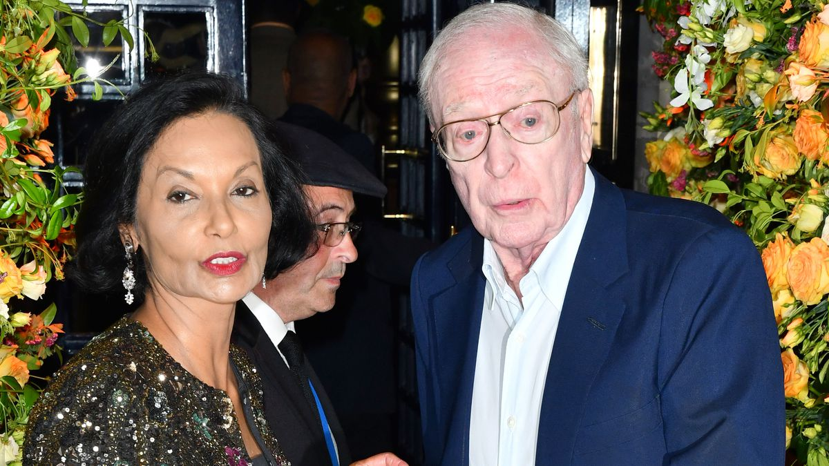 1621557458 Michael Caine reveals that he has given up alcohol for