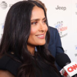 """Salma Hayek celebrates her arrival in the Marvel universe with """"Eternals""""   Video"""