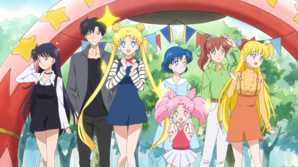 Sailor Moon arrives in full lunar force on Netflix