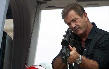 Mel Gibson Mercenaries 3