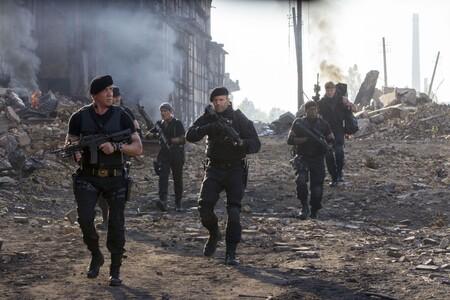 Mercenaries Scene 3