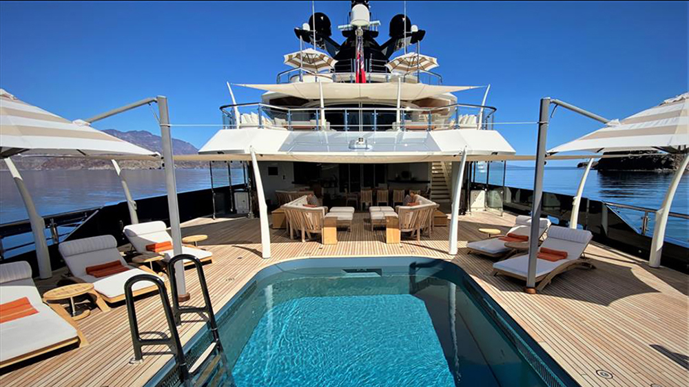 1621695536 262 Steven Spielberg is selling his truly movie mega yacht for