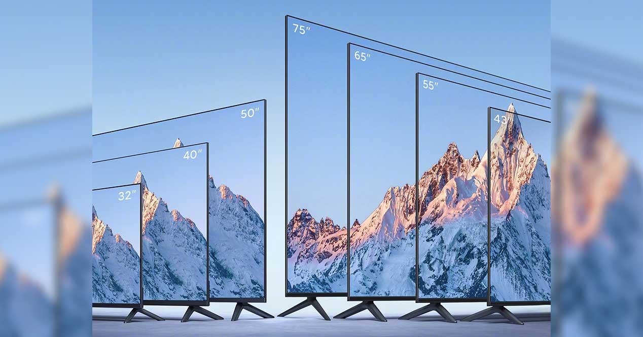xiaomi smart tv ea 2022