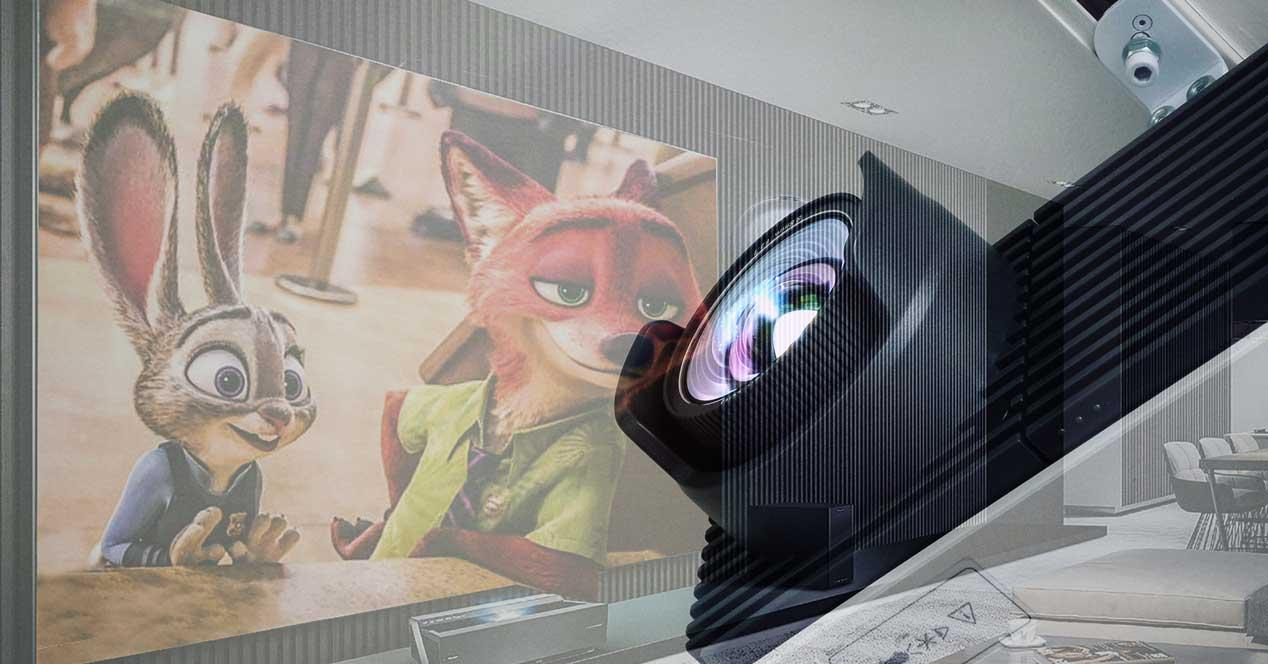 1621805325 Projector or Smart TV Which one is better and which