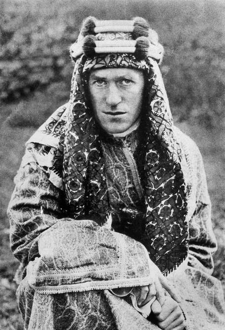 1621841988 The real Lawrence of Arabia the immortal strategist who never