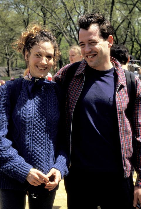 sarah jessica parker and matthew broderick have been married for 30 years and form one of the most solid couples in hollywood the sex actress in new york and the actor met on broadway and have three children