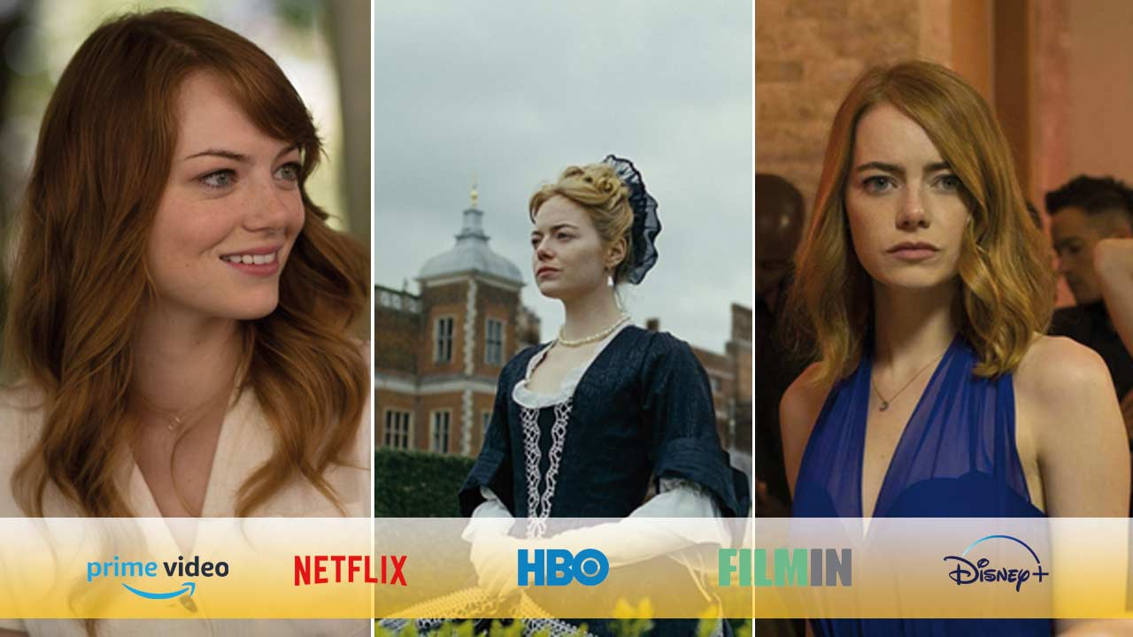 1621895035 5 Emma Stone movies to watch on Netflix and other