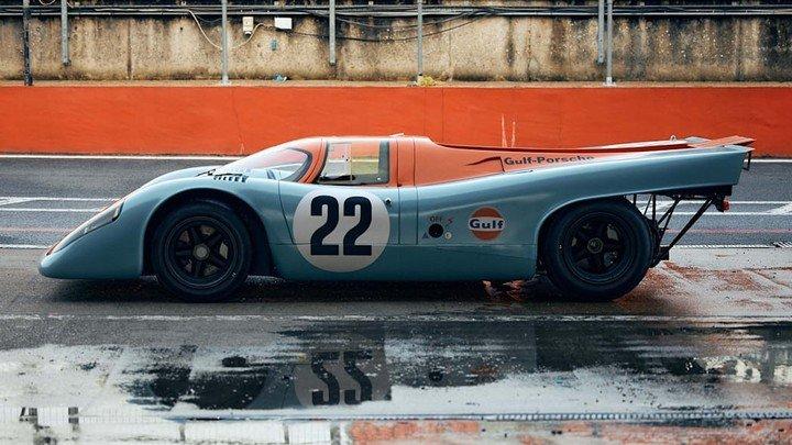 This Porsche 917K unit up for auction could fetch up to $ 18.5 million. Photo: Phil Norton - RM Sotheby's