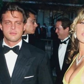 Is Daisy Fuentes the girlfriend that appears in the new episode of Luis Miguel's series?