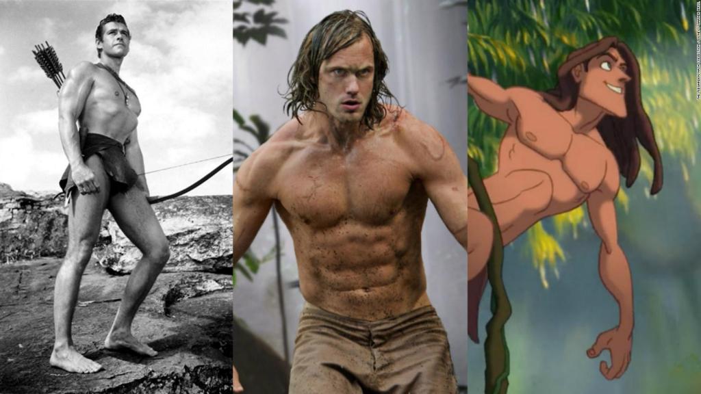 "Docufilms presents: ""Tarzan, the man behind the legend"""
