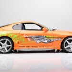 """Car Paul Walker drove in """"Fast and Furious"""" up for auction"""