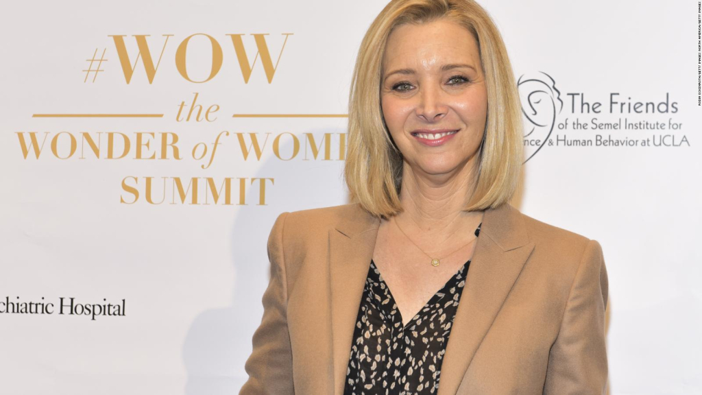 """Lisa Kudrow reveals secrets of her audition for the series """"Friends"""""""