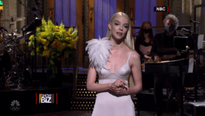 Anya Taylor-Joy is all the rage with her Argentine accent | Video | CNN