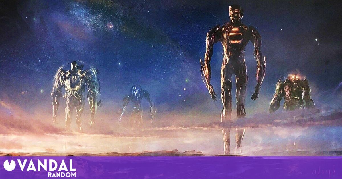 1621915711 The Eternals Who are the Celestials and the possible