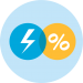 Promotions on electricity contracts with energy suppliers