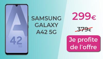 samsung galaxy a 42 promo