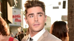 The video of Zac Efron and his brother where you can only look at his body
