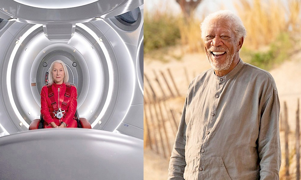 1622010160 Solos Reflections on Isolation with Morgan Freeman and Helen Mirren