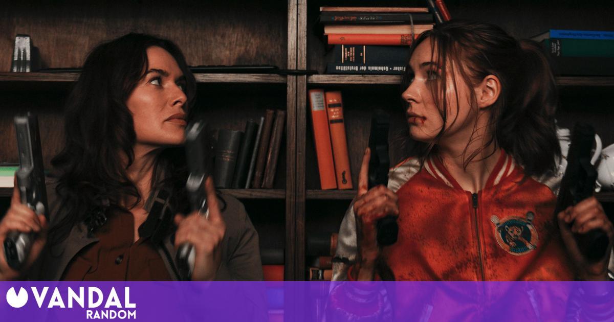 Trailer of 'Gunpowder Milkshake', action by a tube with Karen Gillan and Lena Headey