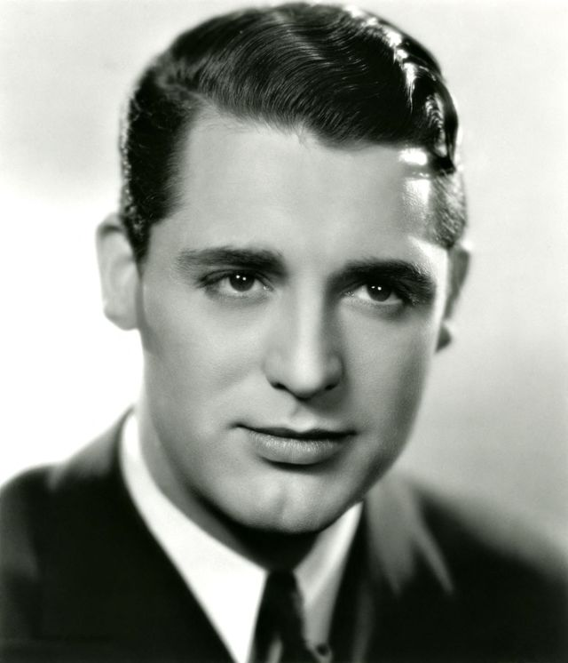 Cary Grant in 1932. [Wolf Tracer Archive - Photo12 via AFP]