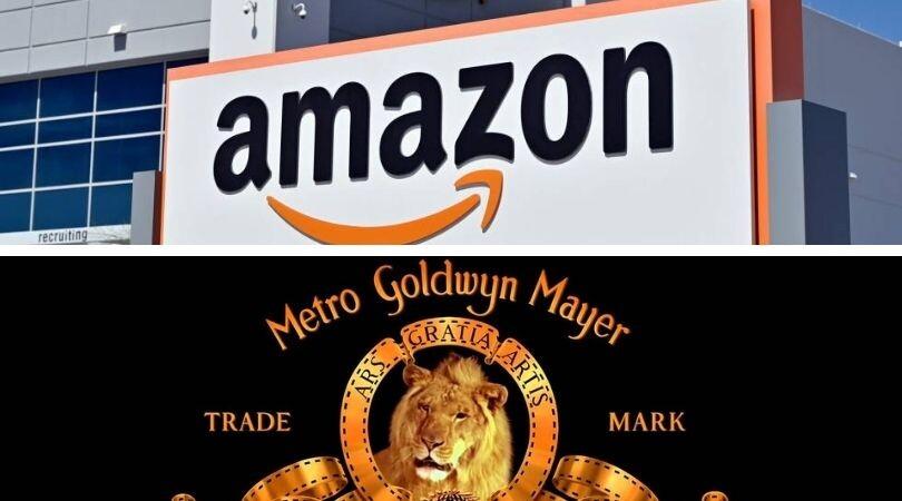 1622036822 Amazon buys Metro Goldwyn Mayer 4000 movies and 17000 hours