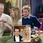 Shocking guests of friends including Sean Penn, Reese Witherspoon, Bruce Willis and Jennifer Aniston's ex Brad Pitt