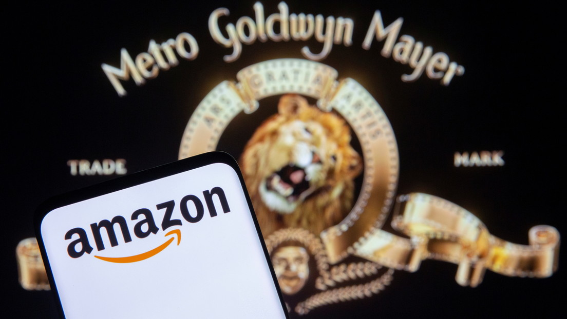 1622074009 Amazon buys MGM production company which distributes James Bond films