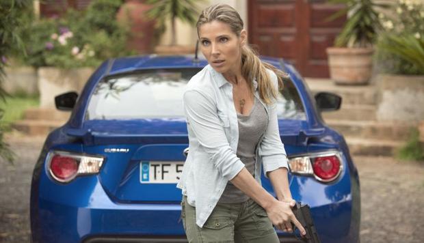 1. ELENA NEVES. Elena (Elsa Pataky) was Dominic Toretto's (Vin Diesel) love interest in Fast Five until Letty (Michell