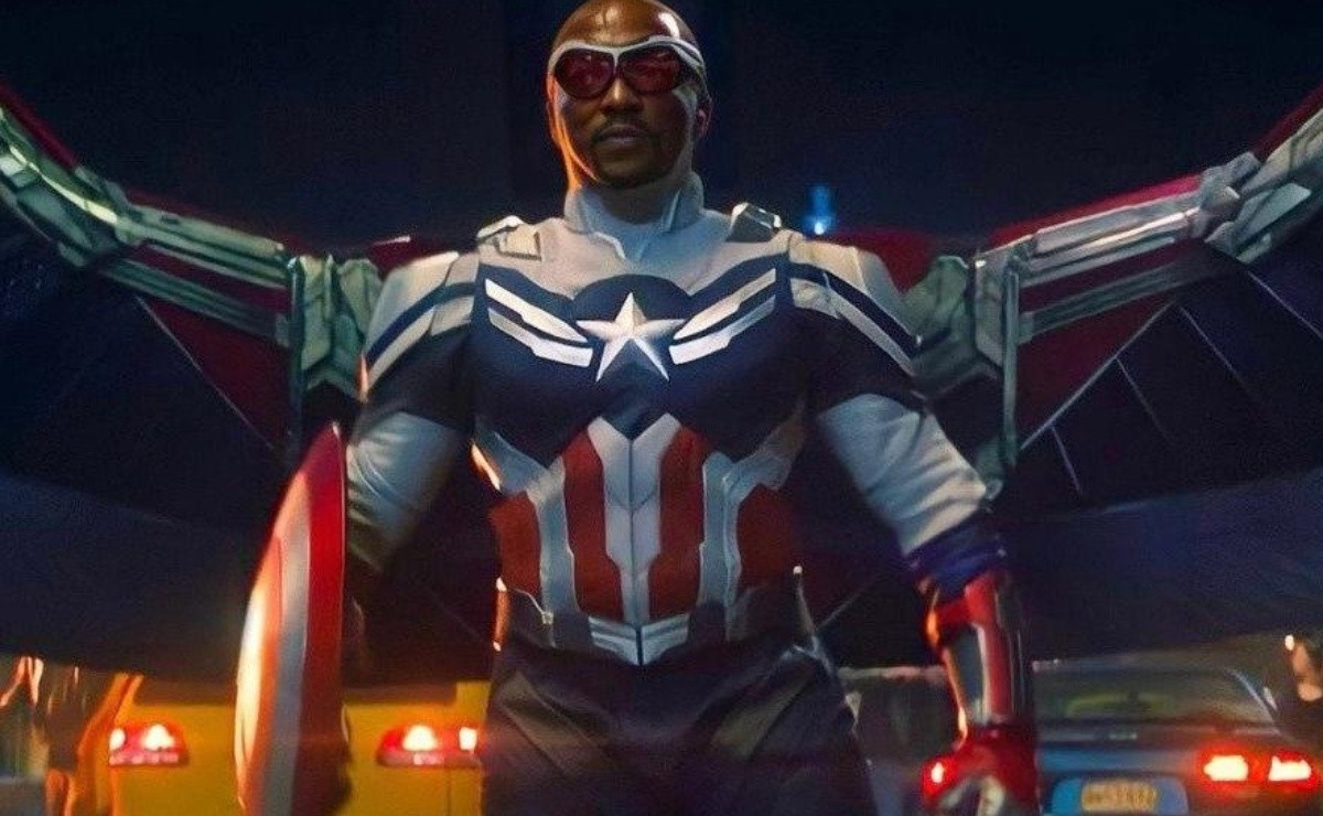 Anthony Mackie hopes to be Captain America for 20 years