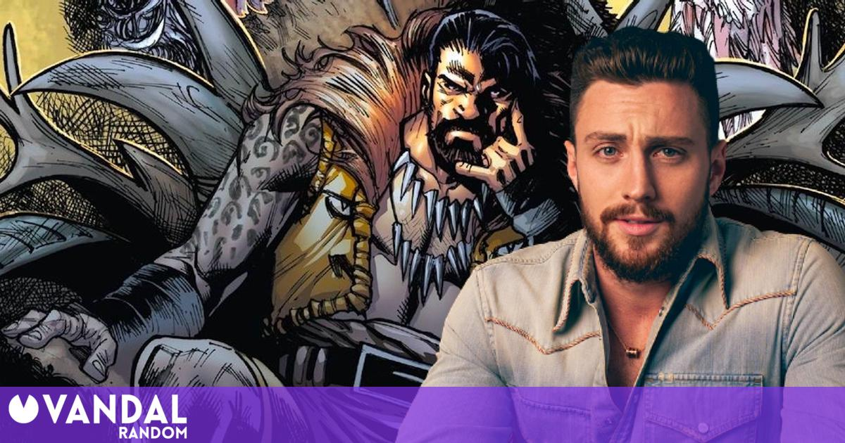 'Kraven the Hunter' to premiere in 2023 starring Aaron Taylor-Johnson