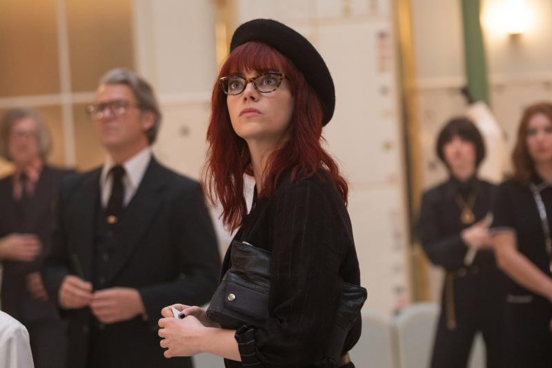 "Emma Stone as ""Cruella"" and the new Guy Ritchie lead the billboard"