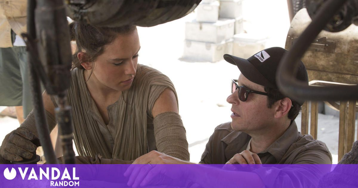 JJ Abrams on Star Wars: 'Having a plan is the most important thing'