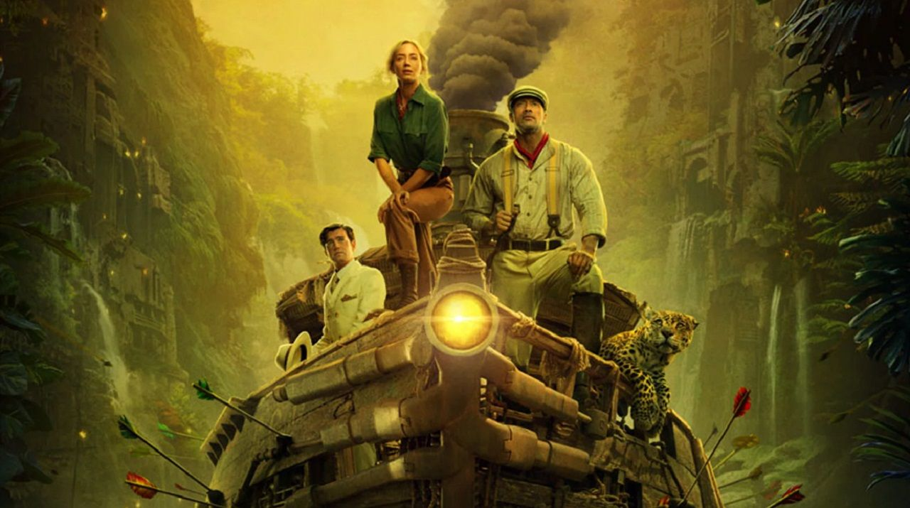 1622137303 Watch the trailer for Jungle Cruise the new Disney adventure