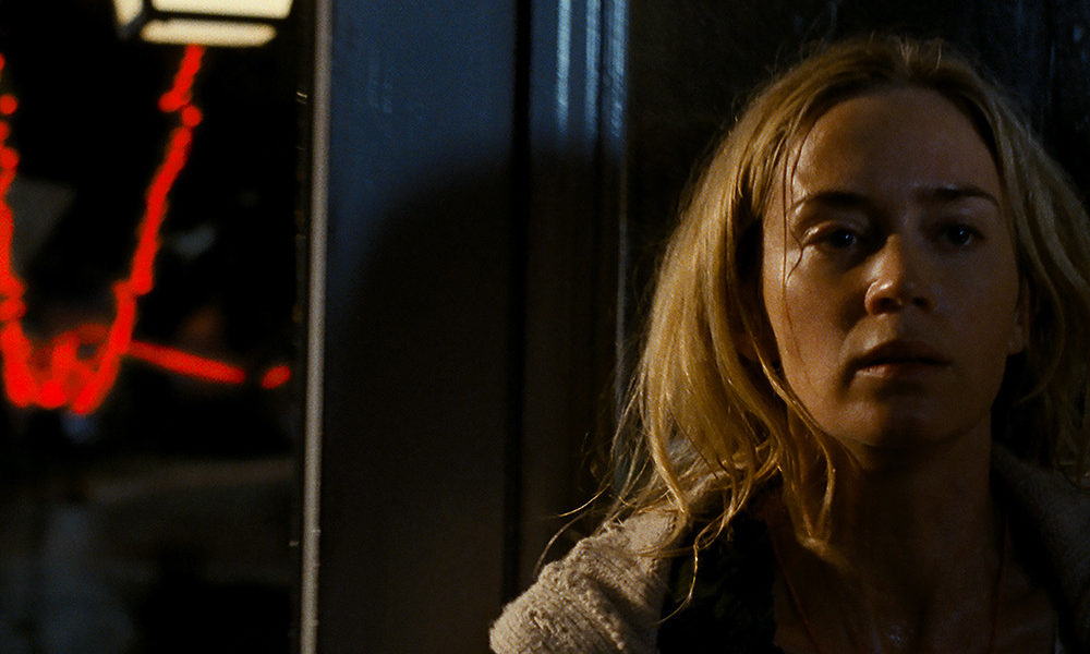 Quietly: Emily Blunt admits John Krasinski already has plenty of ideas for a third film