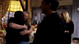 """The best moments of the reunion of """"Friends"""""""
