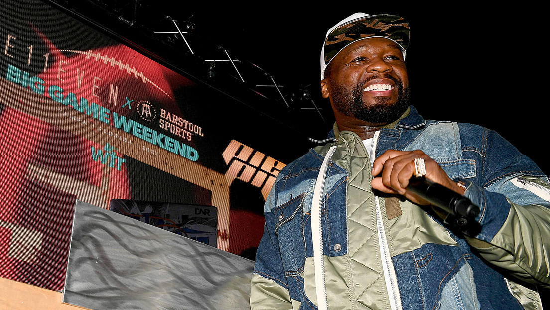 Rapper 50 Cent organizes a massive party prior to the Super Bowl in the middle of the coronavirus pandemic