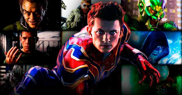1622240212 Spider Man 3 we could see The Sinister Six in the