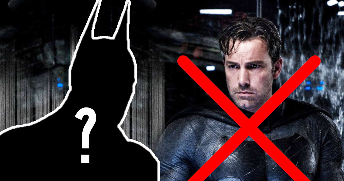 Batman: this actor who could have taken the role of Ben Affleck