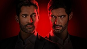 Criticism of Lucifer season 5 part 2, with a great Tom Ellis twice