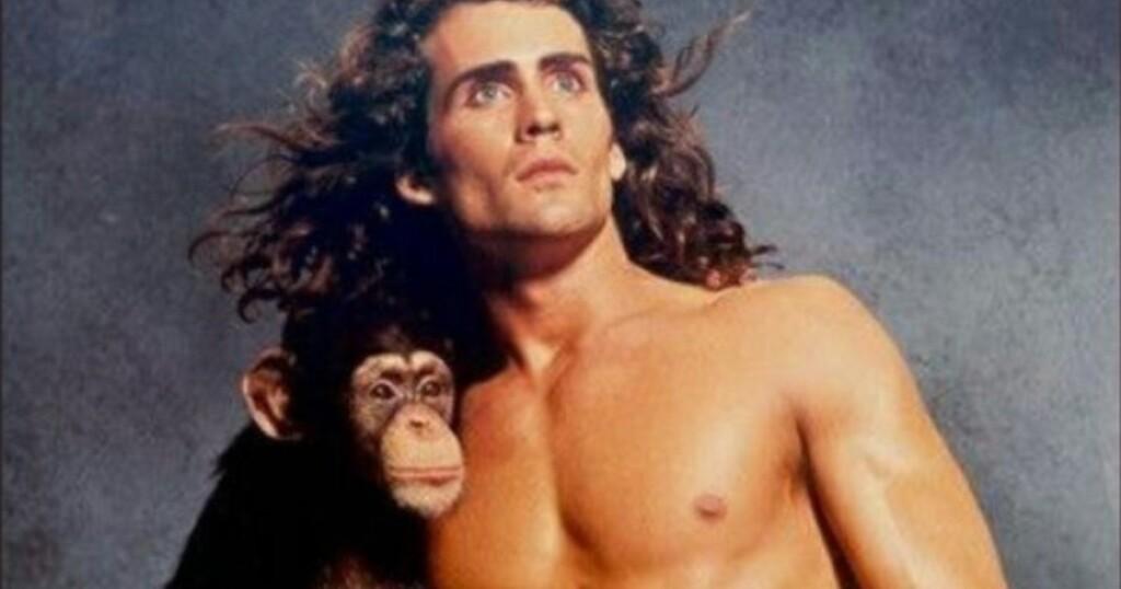 1622414742 Joe Lara the actor who played Tarzan on 90s TV