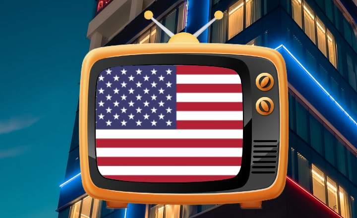 More than 1,600 US public IPTV channels (.M3U lists)