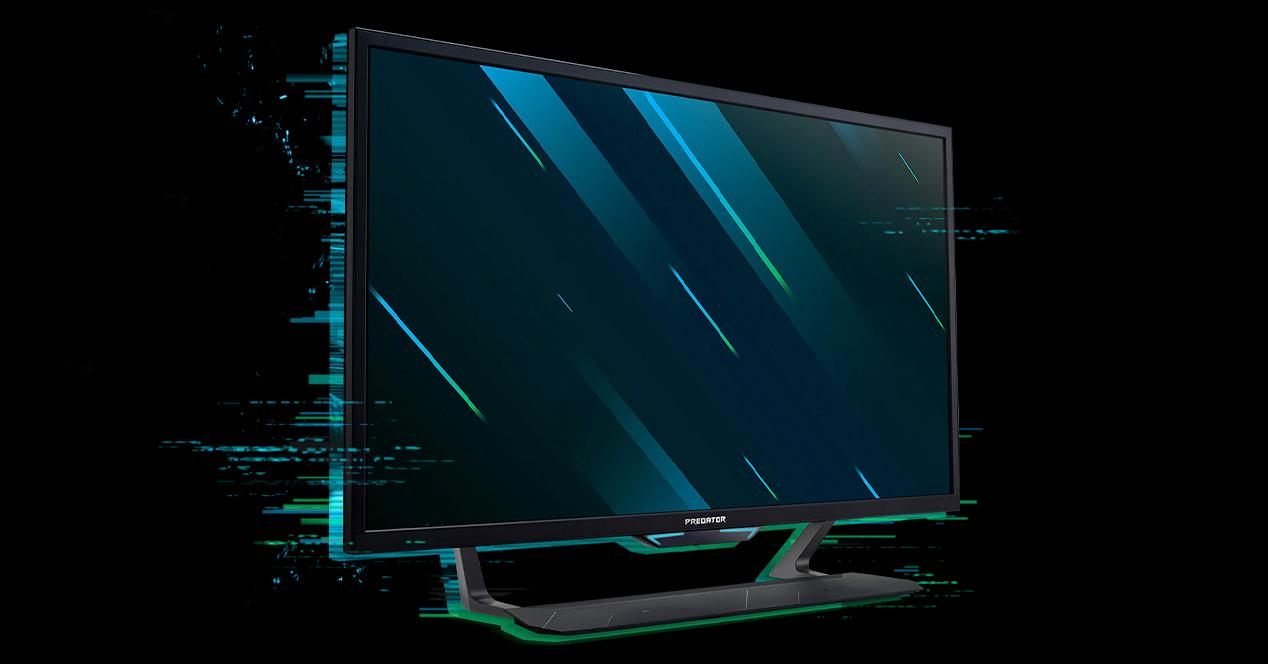 Acer dazzles with three new monitors for gamers and consolers