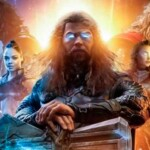 Thor Love and Thunder: this is how the most eighties Thor looks in new leaked photos of the shoot - MeriStation
