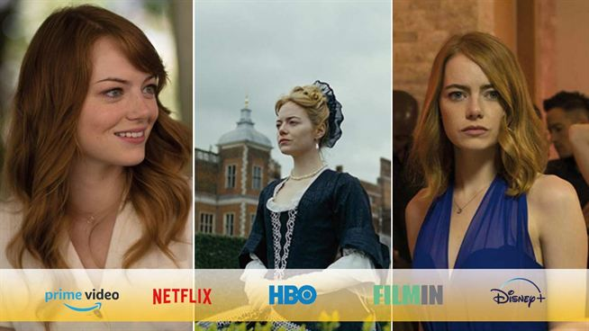 5 Emma Stone movies to watch on Netflix and other