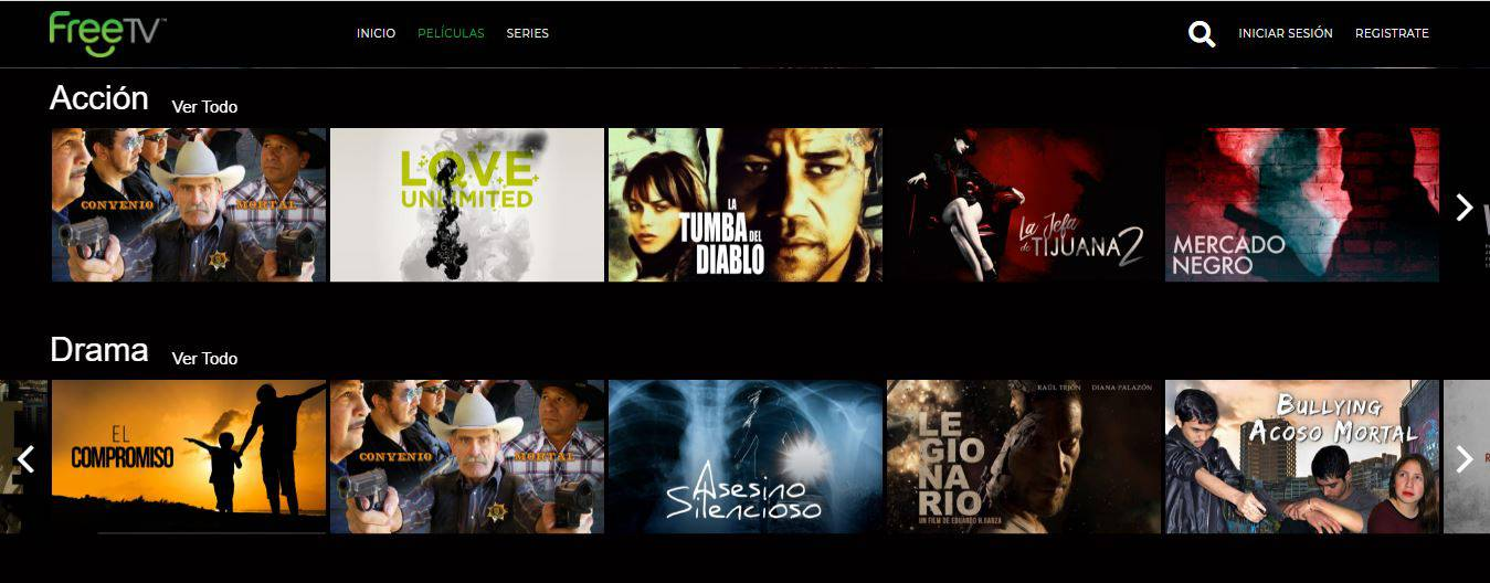 5 free and legal streaming sites that want to compete